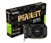 Palit Geforce GTX 1050TI 4GB GDDR5 Dual Link DVI HDMI DisplayPort Graphics Card