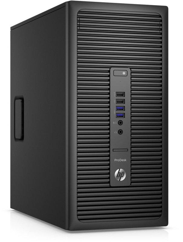 HP ProDesk 600 G2 MT Desktop Intel Core i56500 3.2GHz 4GB RAM 500GB HDD DVDRW Intel HD Windows 10 Pro