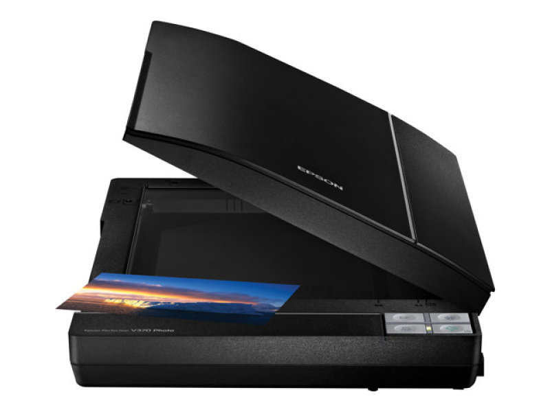 Epson Perfection V370 Photo and Film Flatbed scanner