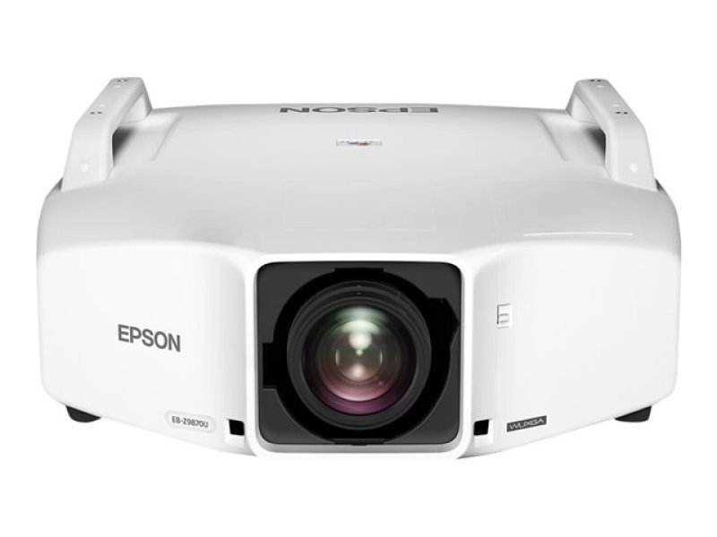 Epson EB-Z9870U WUXGA 3lcd Technology Install Projector - 8,700 lms