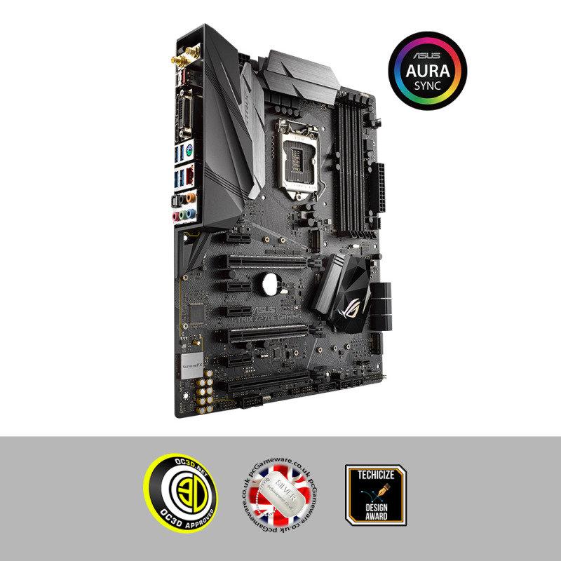 EXDISPLAY Asus Intel ROG STRIX Z270E GAMING LGA 1151 ATX Motherboard