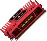 Corsair 8GB DDR3 1600Mhz Red Vengeance Memory