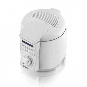 Elgento E17002 1LT Fryer White & Grey