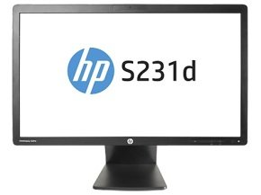 "HP EliteDisplay 23"" S231D LED Monitor"