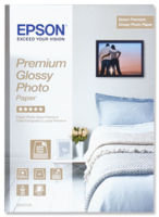 *Epson Premium Glossy Photo Paper A4 15 Sheets