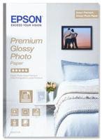 *Epson Premium Glossy Photo Paper A4 15 Sheets