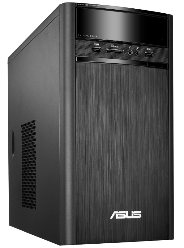 Asus K31BF TWR Desktop AMD A107800 3.5GHZ 8GB RAM 2TB HDD DVDRW AMD R7 Windows 10 64bit