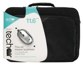Techair 11.6 Bag And Mouse Bundle