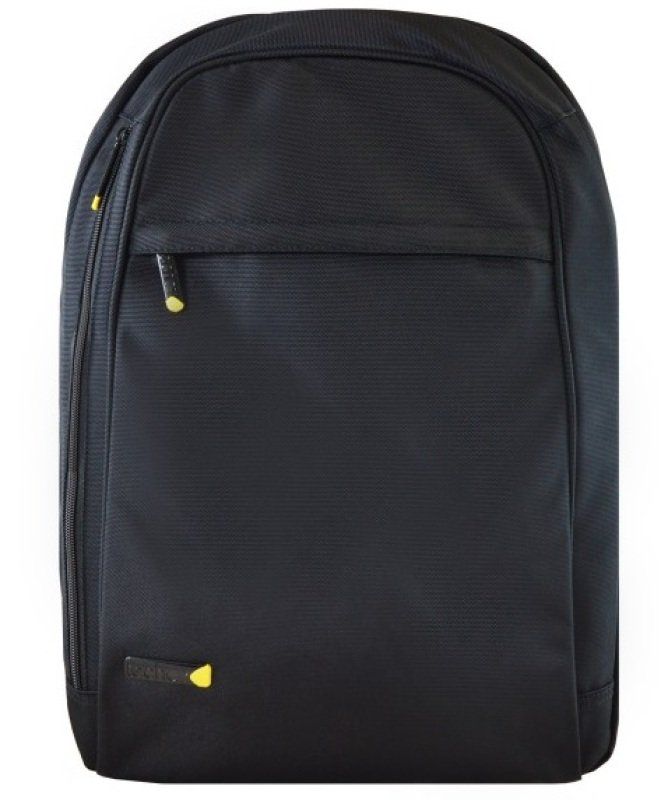 Techair 17.3 Classic And Lightweight  Backpack In Black