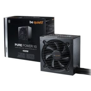 Be Quiet! 400W PSU - BN272 Pure Power 10