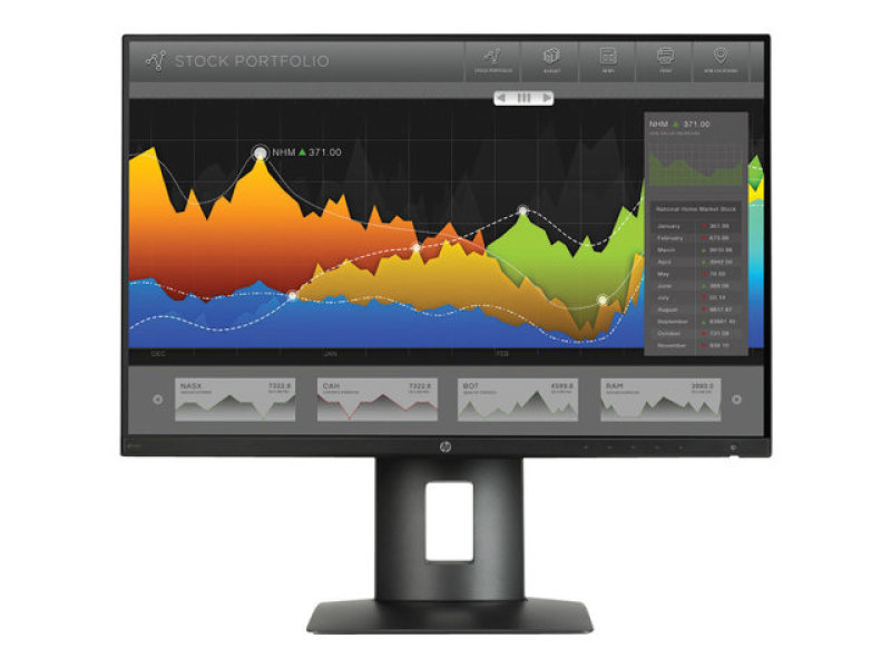 "HP Z24NF 23.8"" Full HD Monitor"