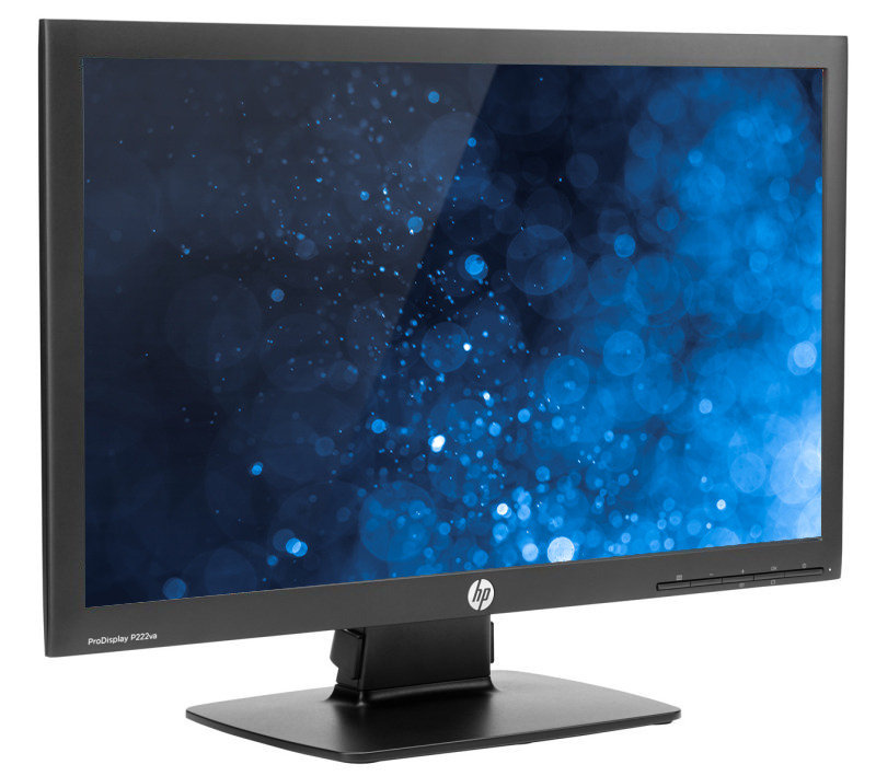 "HP ProDisplay P222va 21.5"" LED Monitor"