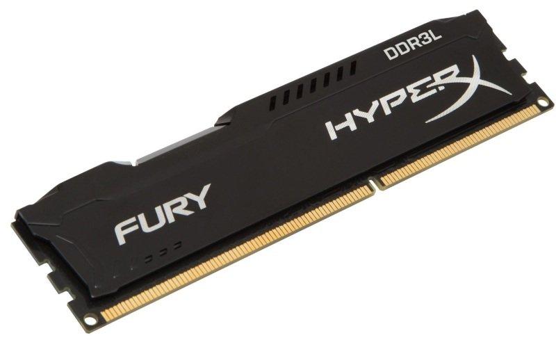 HyperX FURY Low Voltage 8GB DDR3L 1866MHz Memory