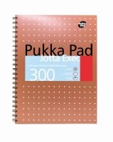 Pukka Jotta Executive A4 300 Pgs Copper- 3 pack