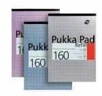 Pukka Pads A4 Refill Pad 160 Pages - 6 Pack