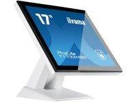 "Iiyama T1732MSC-W1X 17"" Touch Monitor - White"