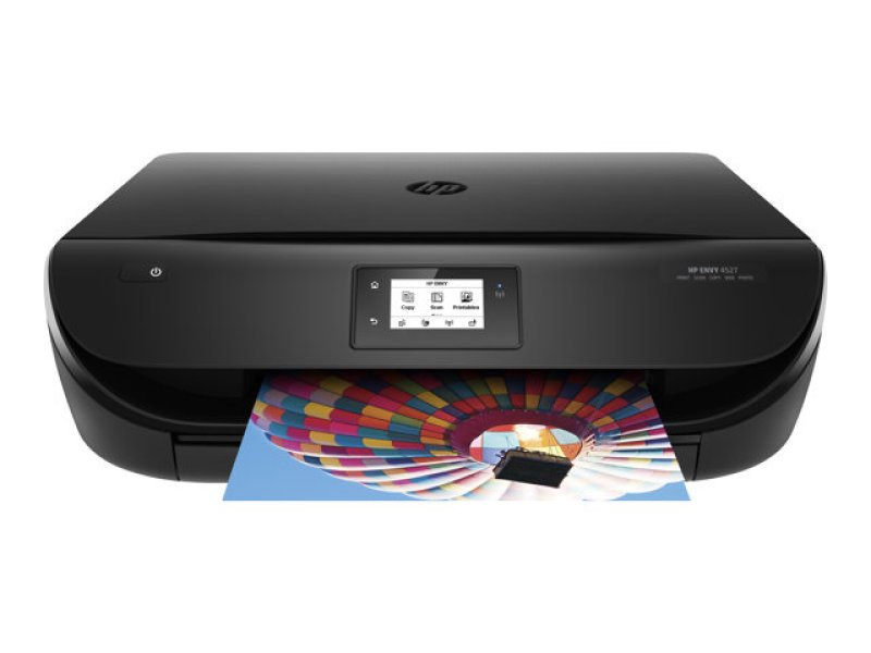 HP Envy 4527 All-in-one Colour Wireless Multifunction Inkjet Printer - 4 Months Free Instant Ink Trial