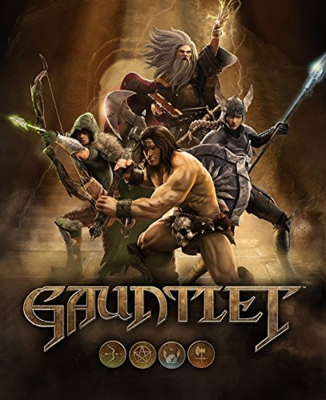 Gauntlet - Age Rating:16 (pc Game)