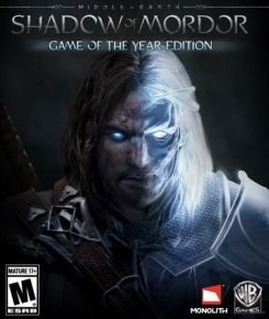 Middle-earth Shadow Of Mordor - Goty Edition