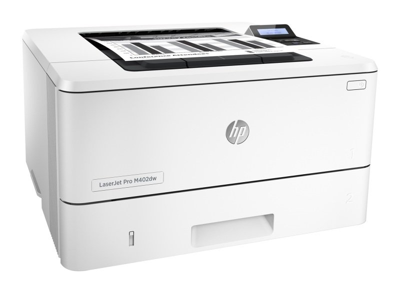 HP M402dw LaserJet Pro Wireless Mono Laser Printer