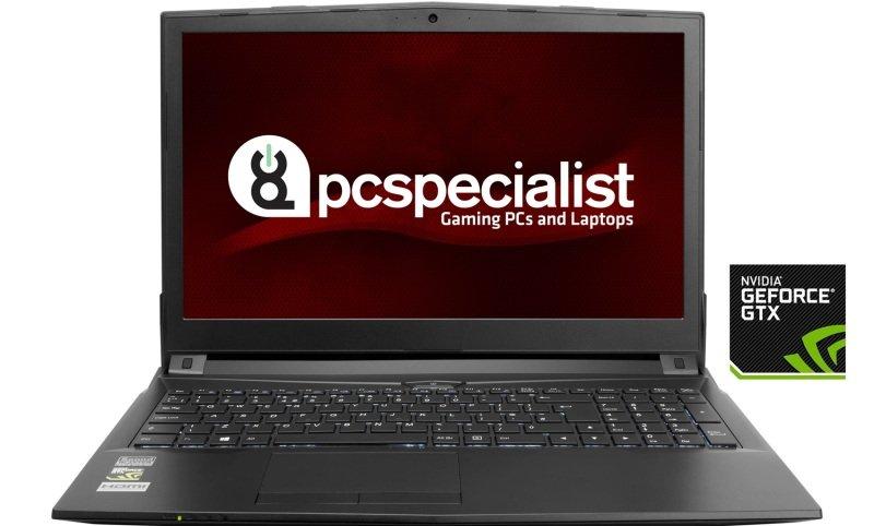 PC Specialist Optimus VIII V15-GT Gaming Laptop