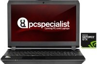 PC Specialist Defiance III V15-ST Gaming Laptop