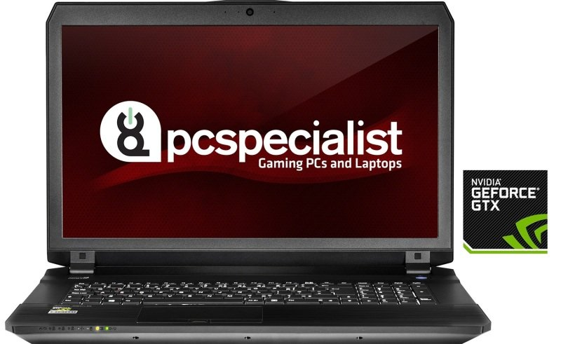 PC Specialist Defiance III V17-ST Gaming Laptop