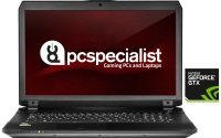 PC Specialist Defiance III V17-STR Gaming Laptop