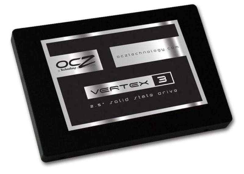 OCZ 120GB Vertex 3 SSD