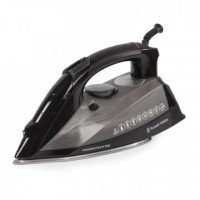 Russell Hobbs Power Steam Iron Black/grey