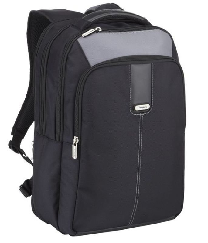 "Image of Targus Transit Backpack For Laptops up to 14.1"" - Black"