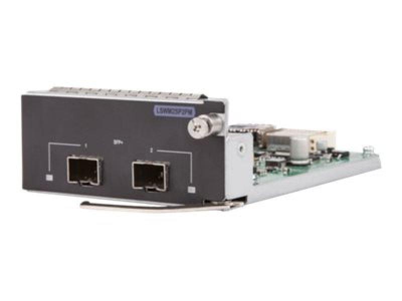 HPE FlexNetwork 5510 24G PoE+ 4SFP+ HI 1-slot Switch