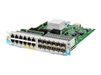 HPE 5400R 12-port 10/100/1000BASE-T PoE+ and 12-port 1GbE SFP with MACsec v3 zl2 Module