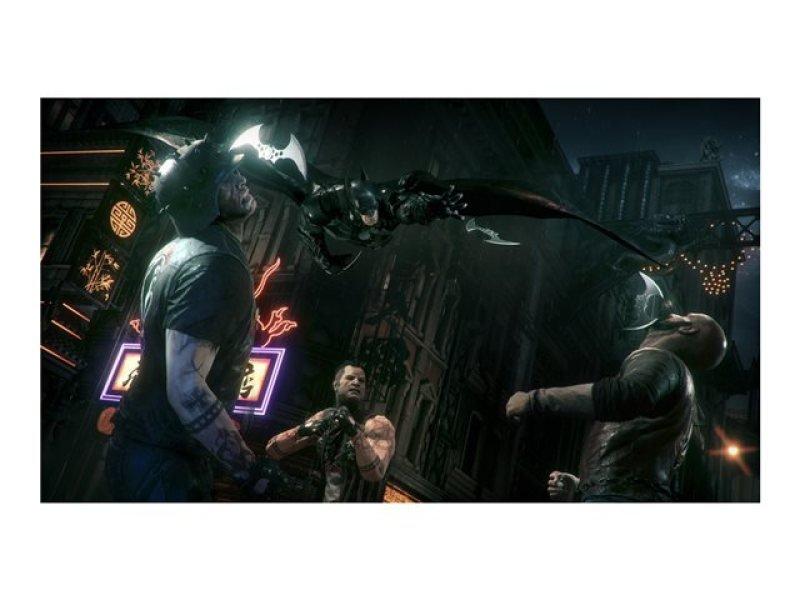 Batman: Arkham Knight - Age Rating:18 (pc Game)