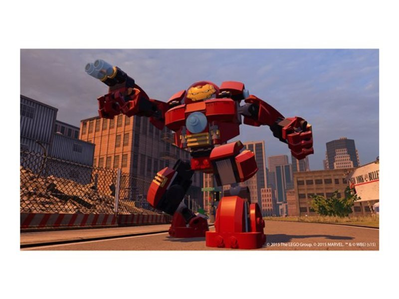 Lego Marvels Avengers Deluxe Edition  (pc Game)