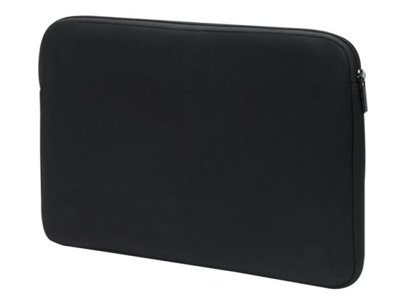 DICOTA PerfectSkin Laptop Sleeve 14.1 Black. The slipcase/skin protects your notebook perfectly from scratches and small damages. Zipper is equipped with a special surface in the inside to avoid scratches on the notebook. Robust, especially elastic neopre