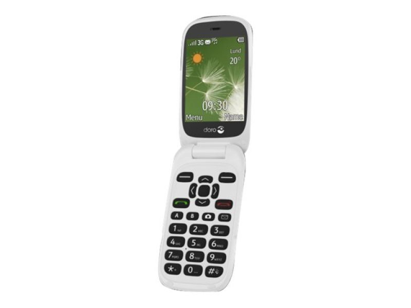 Doro 6520 Mobile Phone - Grey