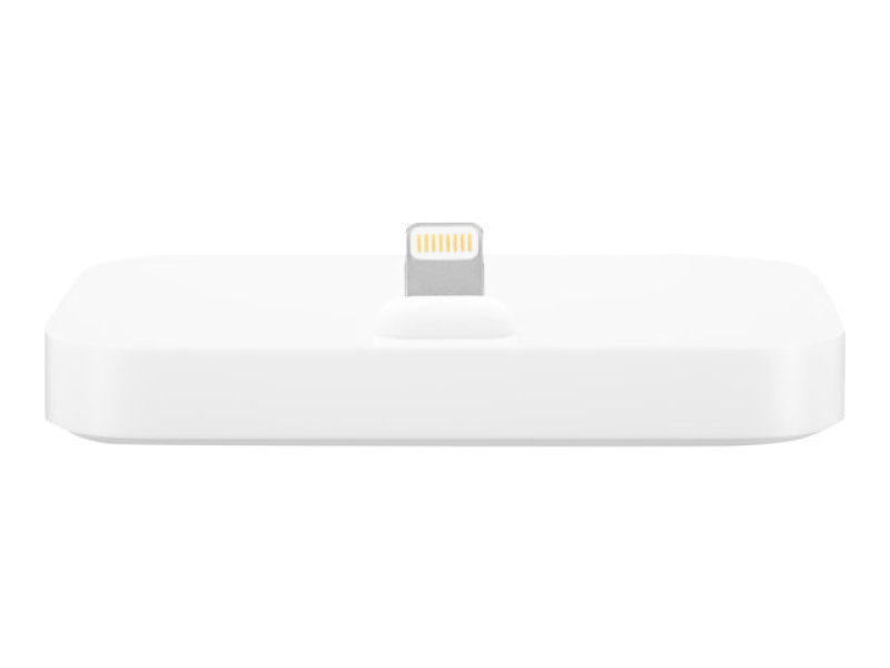 Apple iPhone Lightning Dock - White cheapest retail price