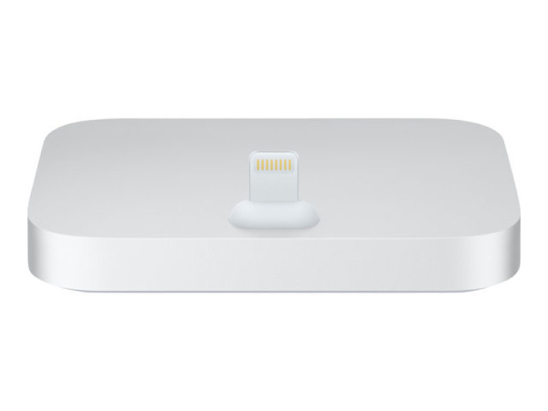 Apple iPhone Lightning Dock - Silver cheapest retail price