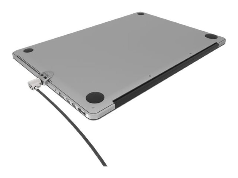 Maclocks The Ledge - System security kit - silver - for Apple MacBook Air (11.6 in, 13.3 in)