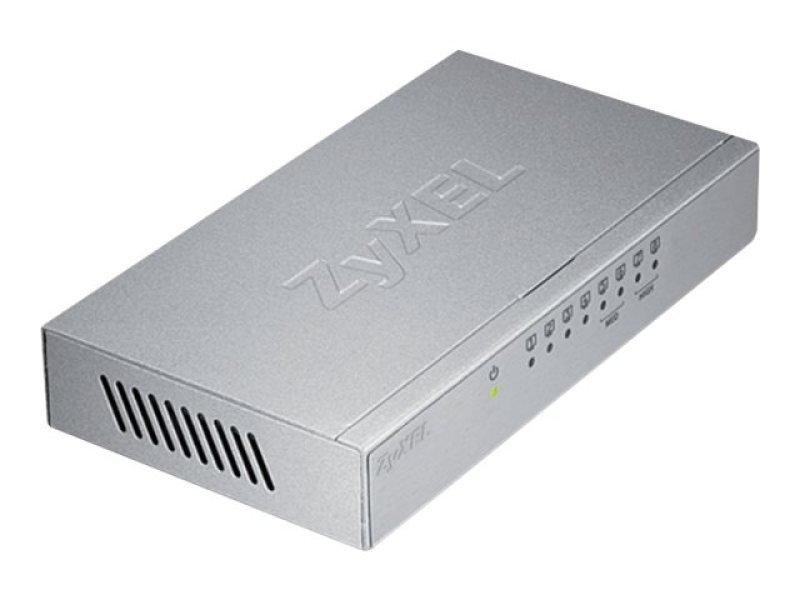 Zyxel GS108BV3 8 Port Gigabit Desktop Switch
