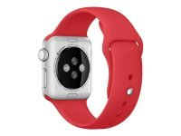 Apple 38mm Sport Band - Watch strap - red - for Watch (38 mm)