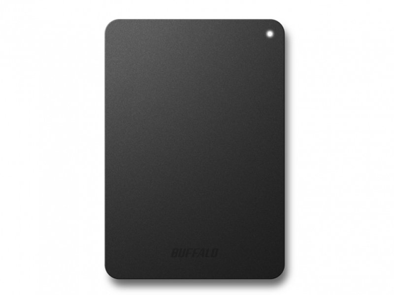 Buffalo MiniStation Safe 4TB USB 3.0 Ext HDD - Black