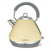 Morphy Richards Accents Traditional 102003 Cream Kettle