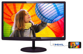 "Philips 247E6QDAD/00 23.6"" Full HD Monitor"