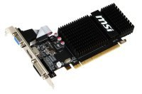 Msi Amd R5 230 625mhz 1006mhz 2gb 64-bit Ddr3 Single Slot Passive Dvi-d Hdmi Vga Low Profile Pci-e Graphics Card