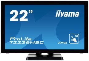 "Iiyama T2236MSC-B2 21.5"" Touch Monitor"