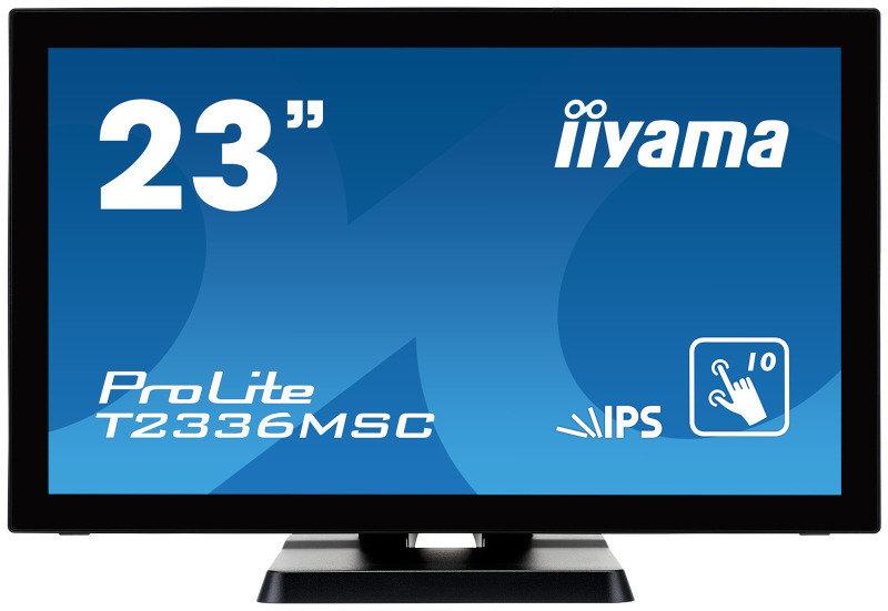"Iiyama T2336MSC-B2 23"" Touch Monitor"