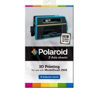 Polaroid Z-Axis Sheets - 15-pack - 3D print base protection adhesive sheets ( 3D )
