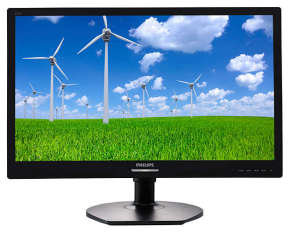 "Philips 221S6QYMB/00 21.5"" Full HD Monitor"